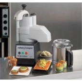 Robot coupe Food processors, Vegetable preparation.