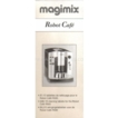Magimix Coffee Maker &amp; Robot Cafe Cleaning Tablets x 10