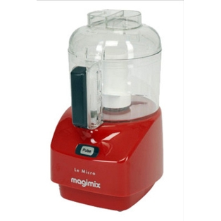 Magimix Le Micro Mini Chopper Deep Red 18103