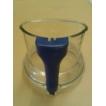 Magimix 5200XL  Lid 17487 Dark Blue Handle 18537
