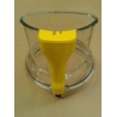 Magimix 5200XL Lid 17472 With Yellow Handle for 18514