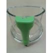 Magimix 5200XL Lid 17498 Green Handle for 18515