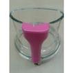 Magimix 5200 XL Lid Pink Handle Top