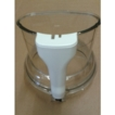 Magimix 4200xl 5200xl Clear Lid, top White Handle (17247)