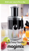 Magimix Juicer Consumer Guide Information on Juicers