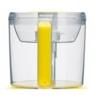 Magimix Le Mini Mixer Bowl, Jug, Workbowl - Yellow