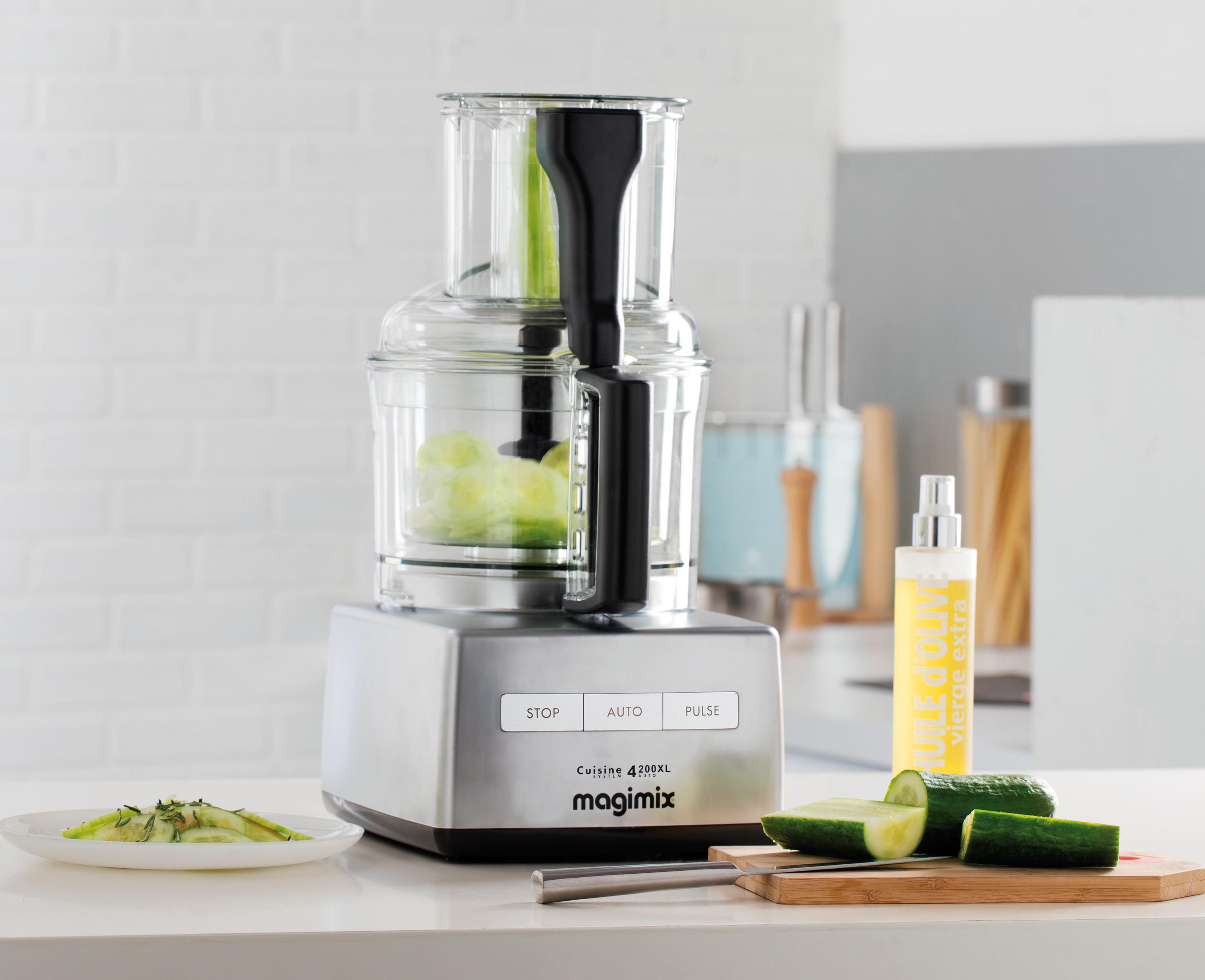 Magimix 4100 food processor