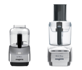 Le Mini Plus food processor, Le Micro chopper, parts