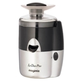 Magimix Le Duo Plus juicer Spare parts, juicer attachments.