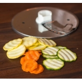 Food processor - Free Ripple cut disc with some models.