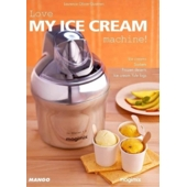 Ice cream makers, Free Recipe book offer.