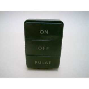 On off pulse switch 3100 4100 5100 chrome satin not for Cuisine 5100 spares