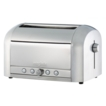 Magimix Toaster 4 Slice, Long Polished Stainless Steel 11535