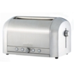 Magimix Toaster 4 Slice Long Brushed Steel Finish 11536