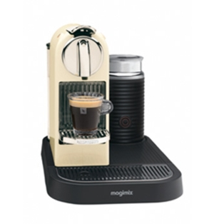 Magimix Nespresso Citiz Amp Milk Coffee Maker Cream M190