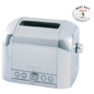 Magimix Toaster 2 Slice Shiny Middle Satin End Panel 11515