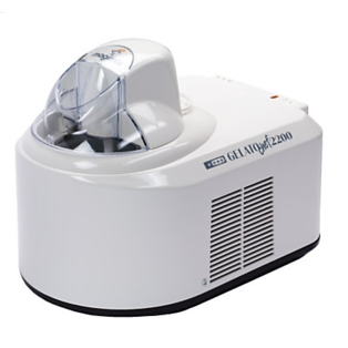 Magimix gelato chef 2200 ice cream maker white free book magimix spares - Robot coupe ice cream maker ...