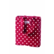 Red Belle Shopping Bag British Textiles Co100% Cotton