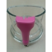 Magimix 5200XL Lid With Pink Handle For Model 18524