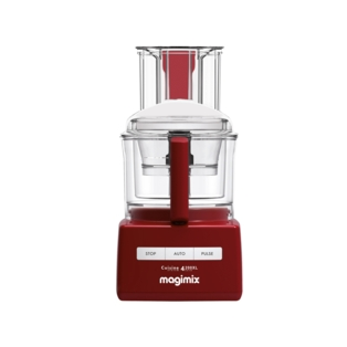 Magimix 4200xl Cuisine Systeme Red Food Processor 18474