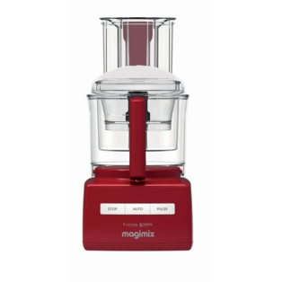 Magimix 5200xl Cuisine Systeme Red Food Processor 18585