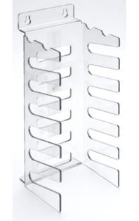 disc rack standing
