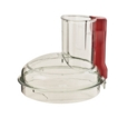 Magimix 4200XL & 5200XL Clear Lid - Red Handle