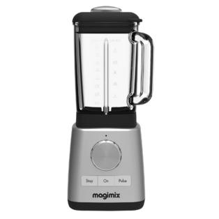 Magimix Blender Satin 11619 1.8 Litre Glass jar - 1200w