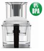 Magimix 5200 XL Complete Bowl Kit BPA Free, Black Handles