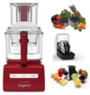 Magimix 5200xl Cuisine Systeme Red Premium Food Processor