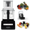 Magimix 5200xl Premium Black Food Processor BPA Free 18702