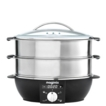 Magimix Steamer & Rice Cooker Stainless Food Steamer 11581