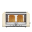 Magimix Vision Toaster Cream See Through Toaster 11527