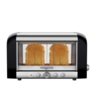 Magimix Vision Toaster Black See Through Toaster 11529