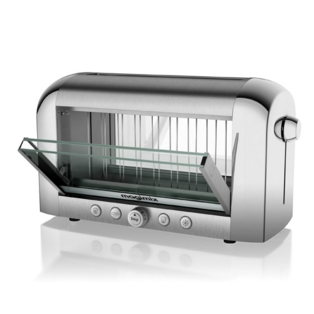 magimix vision toaster blue see through toaster 11532. Black Bedroom Furniture Sets. Home Design Ideas