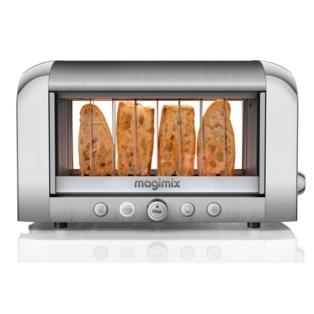 Magimix Vision Toaster Quartz See Through Toaster 11526