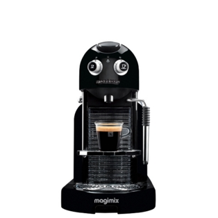 Magimix Nespresso Maestria Black 11331 Coffee Maker