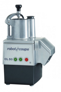 Robot Coupe CL50 Vegetable Preparation 2 Speed Setting