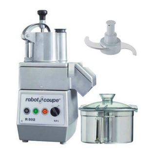 Robot Coupe R502 Food Processor with Veg Prep 2483