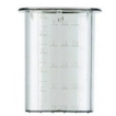 Magimix Food Pusher Clear Fits In Food Processor Lid