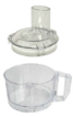 Magimix 3000 Bowl & Lid Kit Clear No Pusher 17085 17084