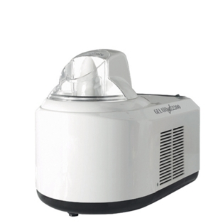 Magimix Gelato Chef 2200 Ice Cream Maker White - Free Book