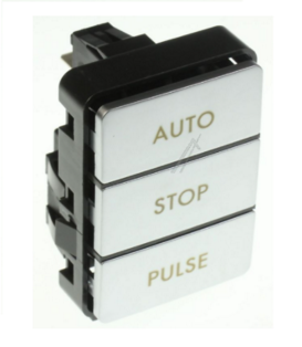 Magimix on off pulse switch 3100 4100 5100 106418 for Cuisine 5100 spares