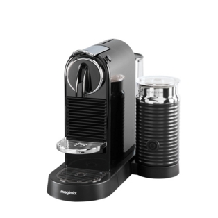 Magimix Nespresso Citiz & Milk Black Coffee Maker M195 11317