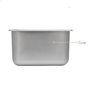 Magimix Fryer Oil Container Ideal stainless preparation