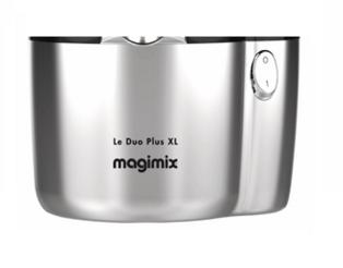 Magimix Le Duo XL Plus Base Satin 14265 18055 14261
