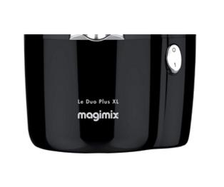Magimix Le Duo XL Plus Base Black 18045