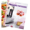 Magimix Patissier - Hardback Instruction and Recipe Book