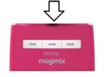 Magimix Le Patissier Pink Motor Support - Top Case