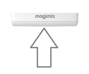 Magimix Base - White 4200 4200xl 5200 5200xl